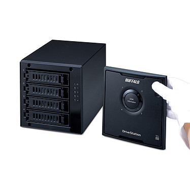 Acheter Buffalo DriveStation Quad 24 To (4 x 6 To)
