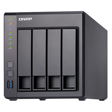 Opiniones sobre QNAP TS-431X-8G