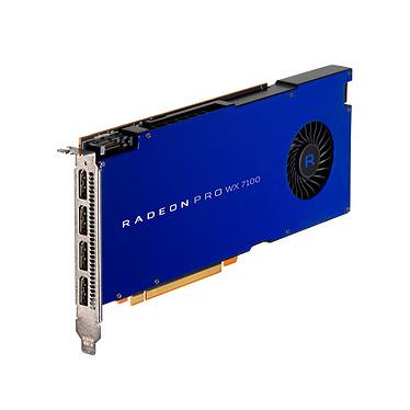 AMD Radeon Pro WX 7100 8192 Mo - 4 x Mini-DisplayPort - PCI-Express 3 x16