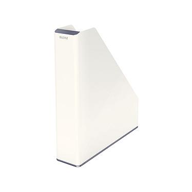 Leitz WOW Dual porte-revues dos de 73 mm Blanc