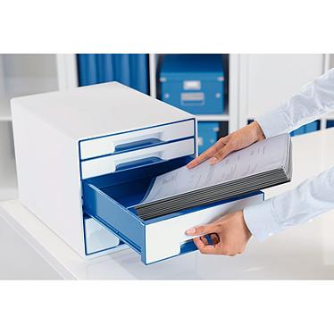 Avis Leitz Bloc de classement à tiroirs WOW Bleu