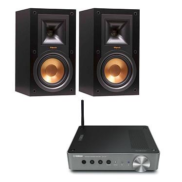 Yamaha MusicCast WXA-50 + Klipsch R-15M