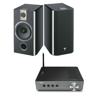 Yamaha MusicCast WXA-50 + Focal Chorus 706 Black Style