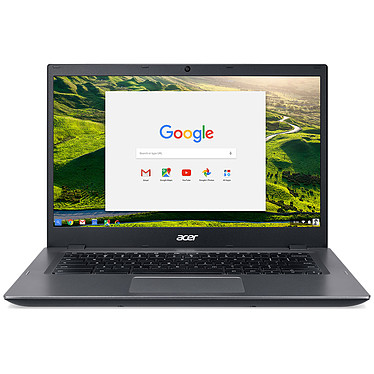 "Acer Chromebook 14 CP5-471-32J3 Intel Core i3-6100U 8 Go eMMC 32 Go 14"" LED Full HD Wi-Fi AC/Bluetooth Webcam Chrome OS"