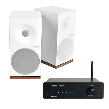 Tangent Ampster BT + Spectrum X5 Blanc