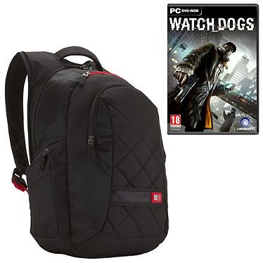 Case Logic DLBP-116 + Watch_Dogs (PC) OFFERT !