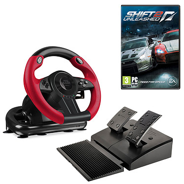 Speedlink Trailblazer + Need for Speed : Shift 2 Unleashed (PC) OFFERT !