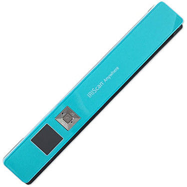 I.R.I.S. IRISCAN Anywhere 5 Turquoise