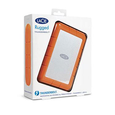 LaCie Rugged Thunderbolt SSD 500 Go pas cher