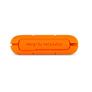 Acheter LaCie Rugged Thunderbolt SSD 1 To