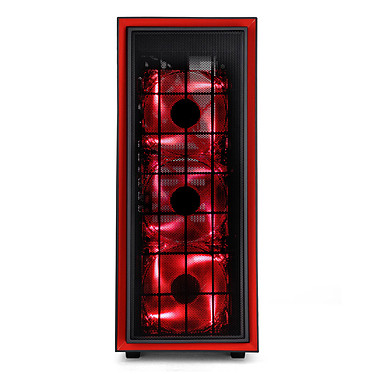 Avis SilverStone Redline RL06 Pro (Noir/Rouge)