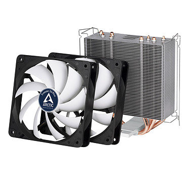 Avis Arctic Freezer 33 Plus