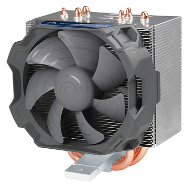 Arctic Freezer 12 CO Ventilateur processeur à fonctionnement continu (pour socket Intel 1150/1151/1155/1156/2011-v3/2011/2066 et AMD AM4)