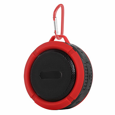 ClipSonic TES154 Rouge