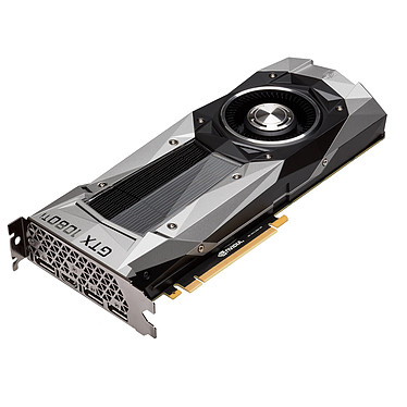EVGA GeForce GTX 1080 Ti Founders Edition 11264 Mo HDMI/Tri DisplayPort - PCI Express (NVIDIA GeForce avec CUDA GTX 1080 Ti)