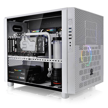 Thermaltake Core X5 Tempered Glass Edition - Snow  pas cher