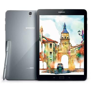 "Samsung Galaxy Tab S3 9.7"" SM-T820 32 Go plata Internet Tablet - Qualcomm Snapdragon 820 Quad-Core 2.15 GHz 4GB 32GB 9.7"" Wi-Fi/Bluetooth/Webcam Pantalla táctil Android 7.0"
