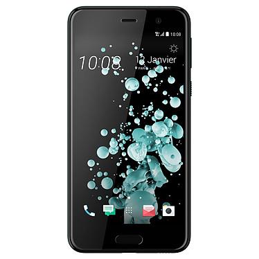 "HTC U Play Noir Smartphone 4G-LTE Advanced - Helio P10 8-Core 2 Ghz - RAM 3 Go - Ecran tactile 5.2"" 1080 x 1920 - 32 Go - NFC/Bluetooth 4.2 - 2500 mAh - Android 6.0"