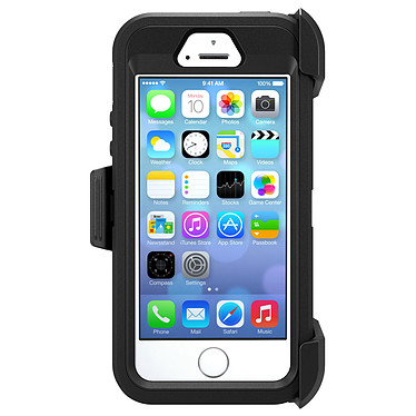 Comprar OtterBox Defender Negro iPhone 5s