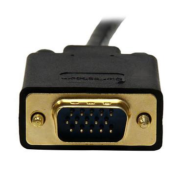Avis StarTech.com MDP2VGAMM10B