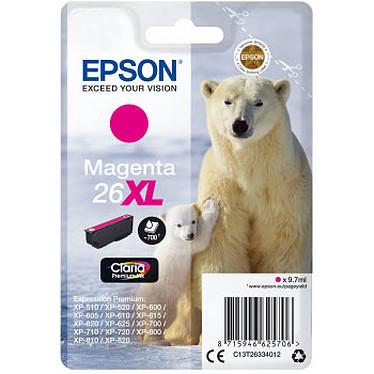 Epson Ours Polaire 26 XL Magenta