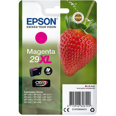 Epson Fraise 29XL Magenta Cartouche d'encre Magenta (6.4 ml / 450 pages)