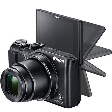Nikon Coolpix A900 Noir + CS-P17 + Carte SDHC 8 Go pas cher