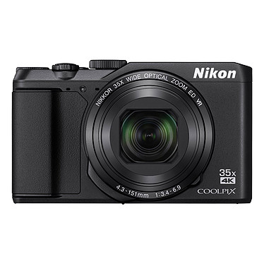 Acheter Nikon Coolpix A900 Noir + CS-P17 + Carte SDHC 8 Go