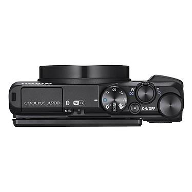 Avis Nikon Coolpix A900 Noir + CS-P17 + Carte SDHC 8 Go