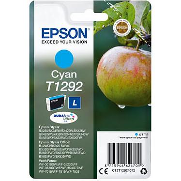 Epson Pomme T1292 Cyan Cartouche d'encre cyan (7.0 ml)