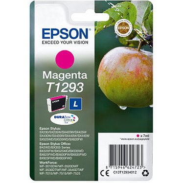 Epson Pomme T1293 Magenta Cartouche d'encre magenta (7.0 ml)