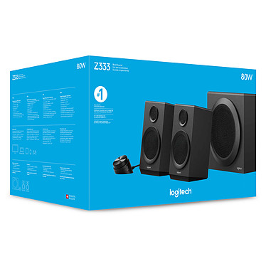Logitech Multimedia Speakers Z333 pas cher