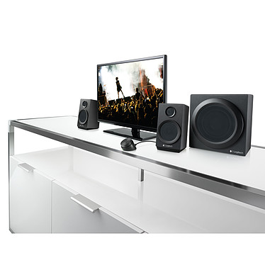 Acheter Logitech Multimedia Speakers Z333