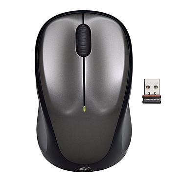 Logitech Wireless Mouse M235 (Gris)