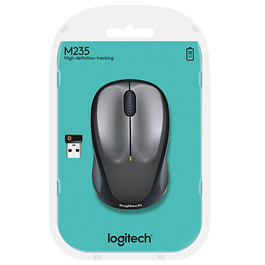 Acheter Logitech Wireless Mouse M235 (Gris)