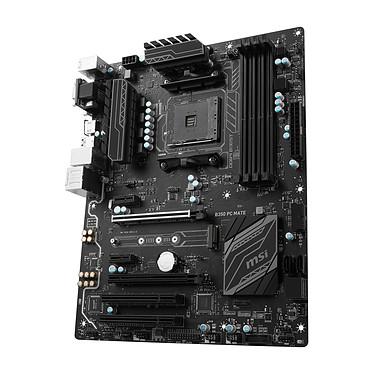 Avis MSI B350 PC MATE