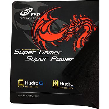 FSP Hydro G 850 + Tapis de souris Gaming OFFERT ! pas cher