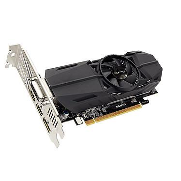Avis Gigabyte GeForce GTX 1050 OC Low Profile 2G