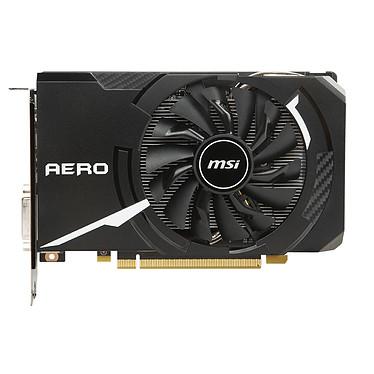 Acheter MSI GeForce GTX 1060 AERO ITX 3G OC
