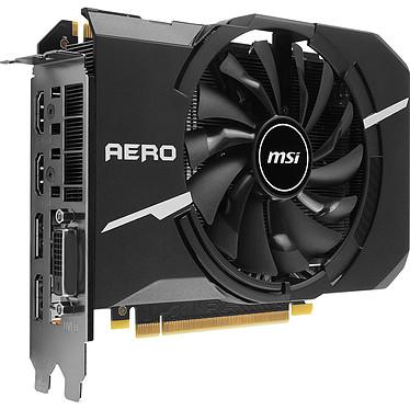 Acheter MSI GeForce GTX 1070 AERO ITX 8G OC