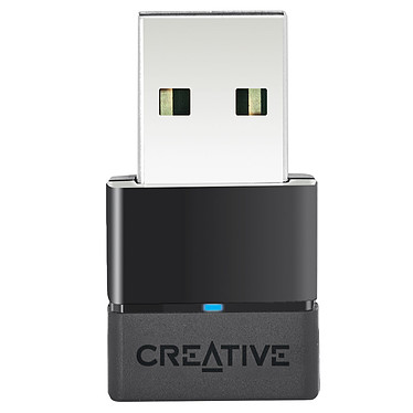 Creativo BT-W2 Lápiz USB para altavoces Bluetooth (compatible con PC, Mac y PlayStation 4)