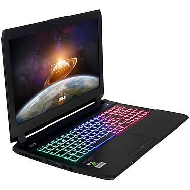 """LDLC Saturne TK71A-I7-16-H20S5 Intel Core i7-7700HQ 16 Go SSD 525 Go + HDD 2 To 15.6"""" LED Full HD NVIDIA GeForce GTX 1070 8 Go Wi-Fi AC/Bluetooth Webcam (sans OS)"""