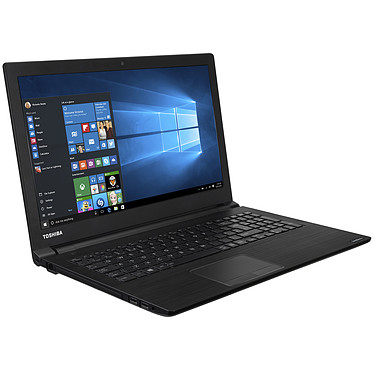 "Toshiba Satellite Pro R50-C-14G Intel Celeron 3855U 4 Go 500 Go 15.6"" LED HD Graveur DVD Wi-Fi AC/Bluetooth Webcam Windows 10 Professionnel 64 bits"