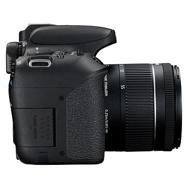Acheter Canon EOS 77D + 18-55 IS STM