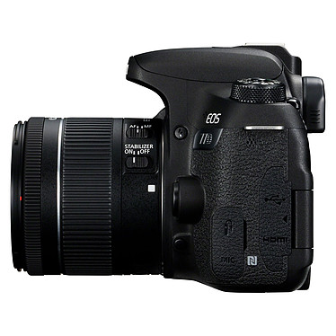 Avis Canon EOS 77D + 18-55 IS STM