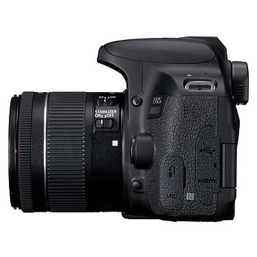 Acheter Canon EOS 800D + 18-55 IS STM