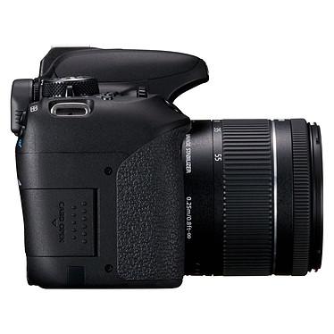 Avis Canon EOS 800D + 18-55 IS STM
