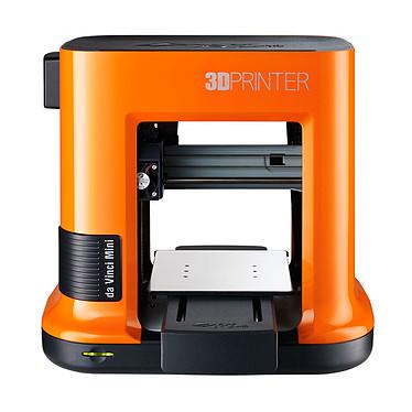 XYZprinting Da Vinci Mini Imprimante 3D couleur à 1 tête d'impression PLA - USB 2.0/Wifi