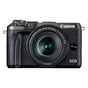 Canon EOS M6 Noir + EF-M 18-150 mm IS STM