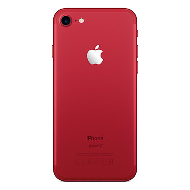 Avis Apple iPhone 7 256 Go Rouge Special Edition